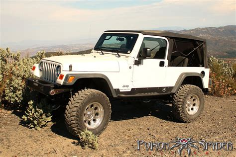 Poison Spyder Jeep Poison Spyder Customs Jeep Lj Ricochet Rockers 15 50 010