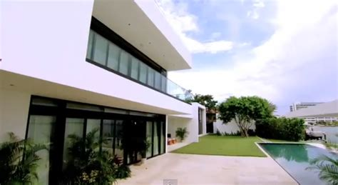 simon cowell house simon cowell s modern luxurious house in miami