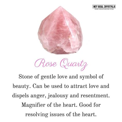17 best ideas about rose quartz meaning on pinterest rose quartz rose quartz crystal and