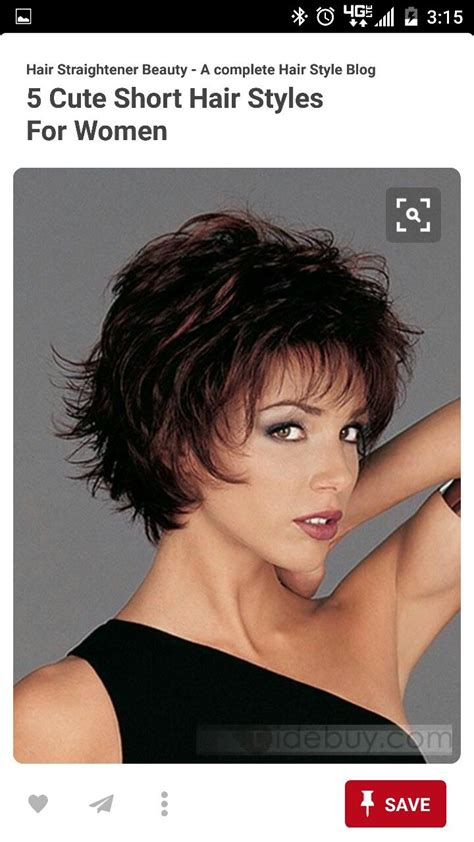 short wavy hair plus size 17 best images about short hair on pinterest wavy hair