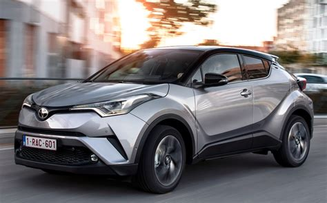 2017 toyota c hr details specs and pricing