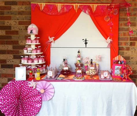 Circus Baby Shower Ideas by Circus Baby Shower Ideas Photo 9 Of 17 Catch