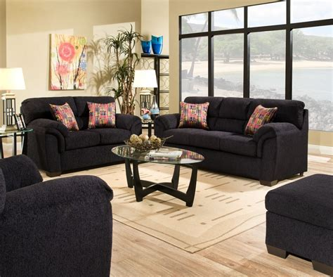 Rent A Center Living Room Furniture | ventura onyx sofa loveseat rent a center living room