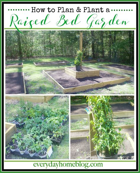 what to plant in raised garden beds how to plan a raised bed garden