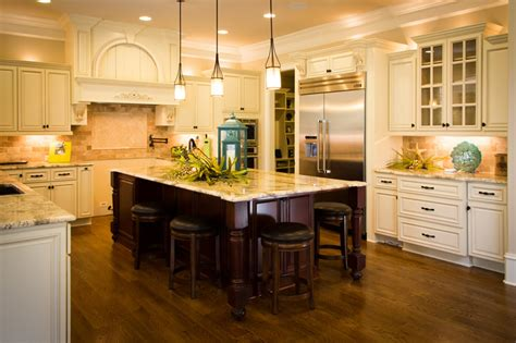 Kitchen With White Cabinets Cabinets Kcd Dernis International