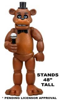 Large Scale Cara Figure neca announces large scale five nights at freddy s
