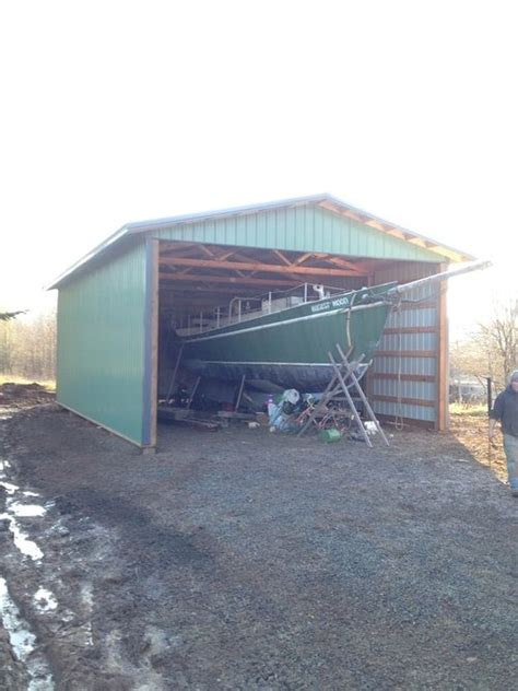 boat storage wa garage doors chehalis wa jorstad s metal buildings llc