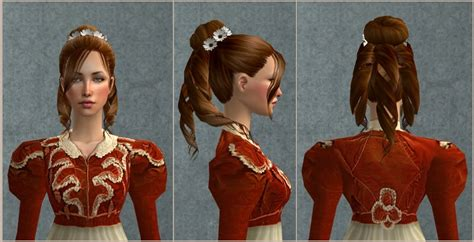 1800s Hairstyles For Sims 3 | mod the sims 19th century hairstyles