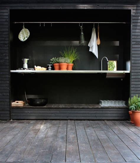Outdoor Kitchen Storage by 35 Most Awesome Outdoor Kitchens For Summer Home Design