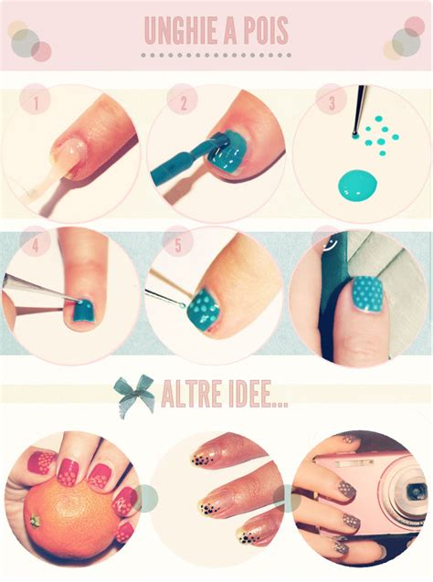 6 nail art tutorial facili unghie corte decorazioni per unghie facili da fare vk75 187 regardsdefemmes