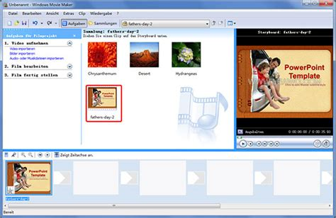 tutorial movie maker ppt wie kann man powerpoint als movie f 252 r windows movie maker