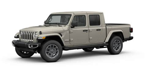 2020 Jeep Gladiator Color Options by New 2020 Jeep Gladiator Color Options Addictive Desert