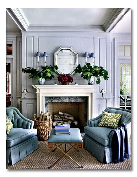 Ashley Whittaker Design The Little Corner | ditto sit by the fire fieldstone hill design