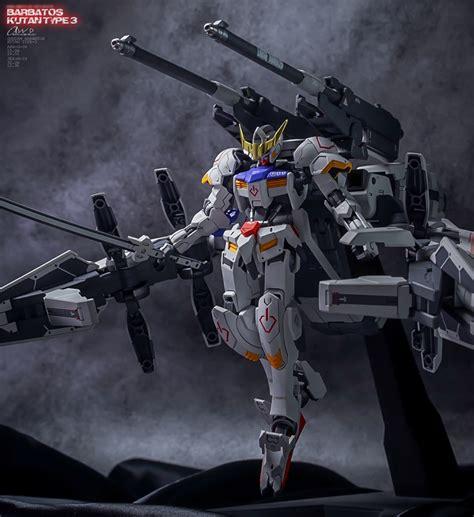 Gundam Hg 1144 Barbatos Distance Transport Booster Bandai gundam hg 1 144 gundam barbatos range transport booster kutan type painted build