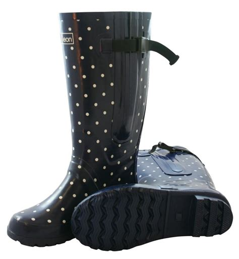 comfortable rainboots wide calf rain boots for a comfortable walk in the rain