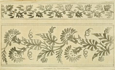 english patterns pdf flower 200 year old english regency era patterns pdf file