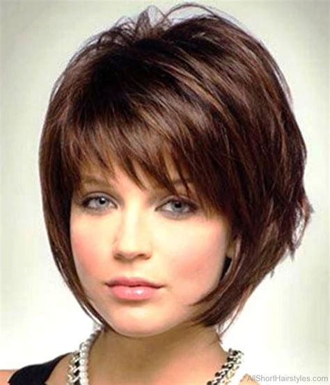 layered bob with bangs pictures 46 beautiful short bob hairstyle for women