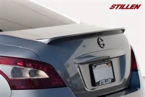 2009 Nissan Maxima Rear Spoiler New Product 2009 2013 Maxima Kit Stillen Garage