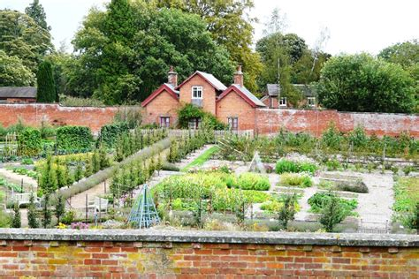 sugnall walled kitchen garden other stuff