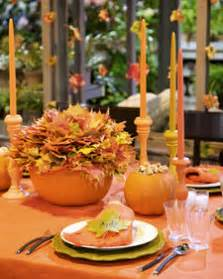 martha stewart fall decorations fall table decorations with david monn step by step