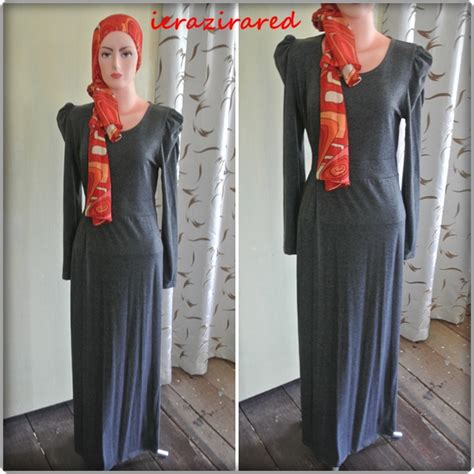 Berapa Cardigan Panjang redshop sleeve dress