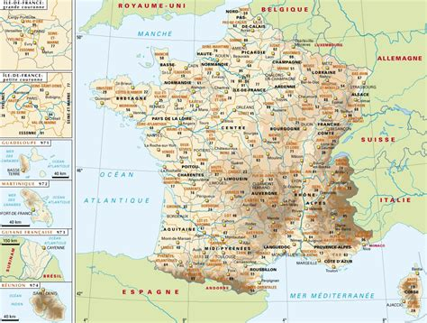 carte ville voyages cartes