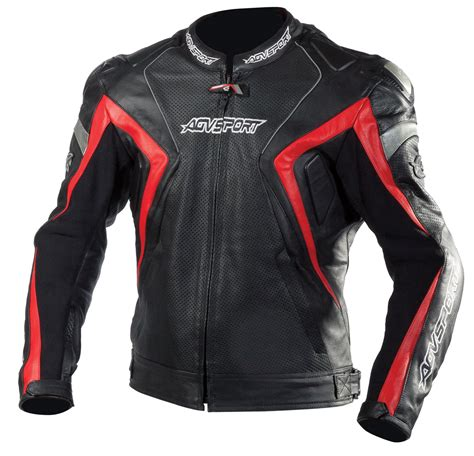 sport motorcycle jacket agv sport atom leather jacket review ride into the sun