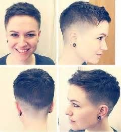 is there other ways of cutting a womens hair around the ears super short hair ideas on pretty ladies short hairstyles