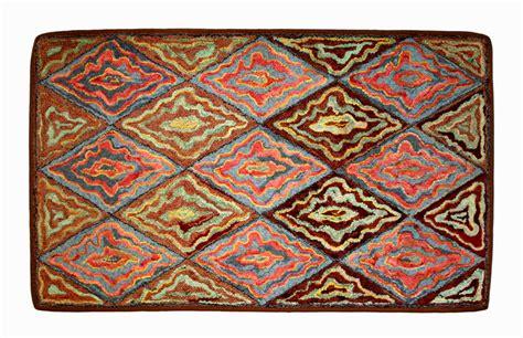 Free Rugs by Skip To Ewe Geometric Hooked Rugs