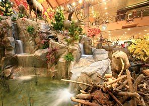 cabelas in boise idaho business technology cabela s store brings the outdoors