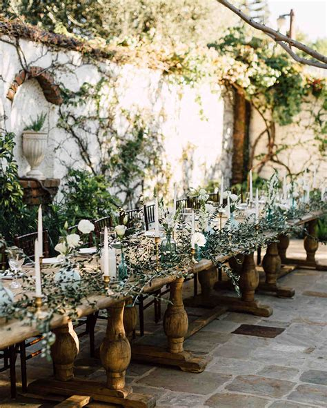28 of the prettiest rustic wedding centerpieces martha