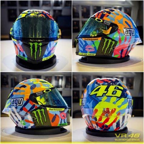 Helm Agv New vr46 new agv corsa misano 2014 helmet yamaha r6 forum yzf r6 forums