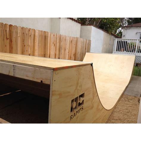 backyard half pipe half pipe r 8 foot wide h skateboard pinterest