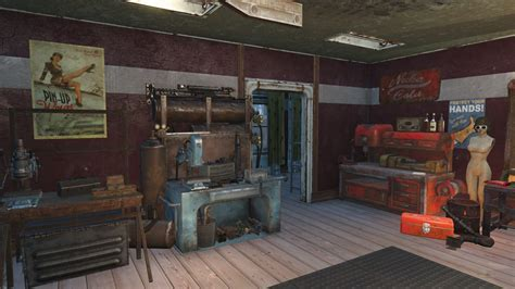 Red Rocket Fresh Paint Fallout 4 Mod download