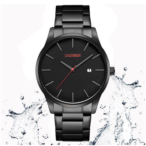 Jam Tangan M C cadisen jam tangan analog pria c2021m brown