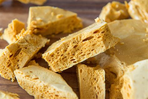 Handmade Toffee - honeycomb the pioneer