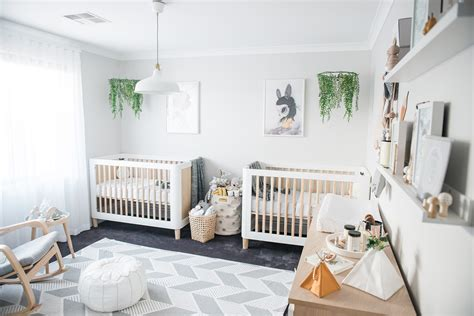 baby room ideas twins boy girl home attractive in the nursery with nashstyling project nursery