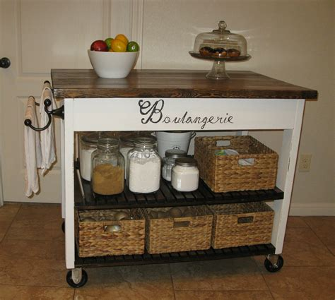 diy kitchen island cart white easy kitchen island diy projects