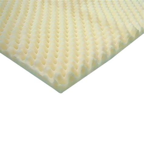 Convoluted Foam Mattress Pad by Hudson Convoluted Foam Bed Pads Mattress Overlays And