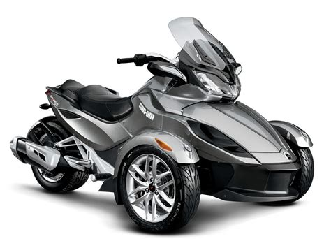 2013 Can Am Spyder ST USA   Canadian Specifications