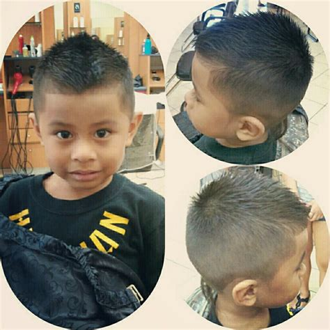 Galerry hairstyle for boy toddlers