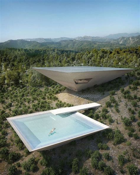 come to my house in spanish tna reveals inverted pyramid design for solo house in matarra 241 a spain