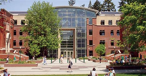 Oregon Sports Mba by Lillis Complex Lundquist College Of Business