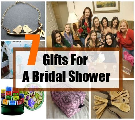 Gift For A Bridal Shower by Meaningful Gifts For A Bridal Shower How To Choose A