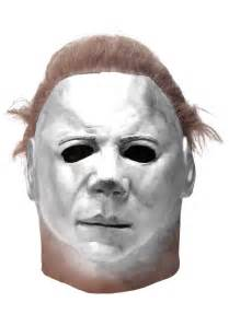 Scariest Halloween Masks Realistic Michael Myers Mask Scary Halloween Masks For Adults