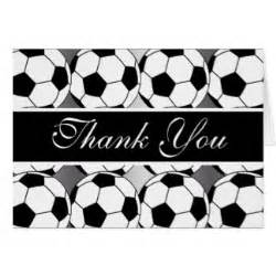 Soccer Thank You Card Template by Soccer Thank You Cards Photo Card Templates Invitations