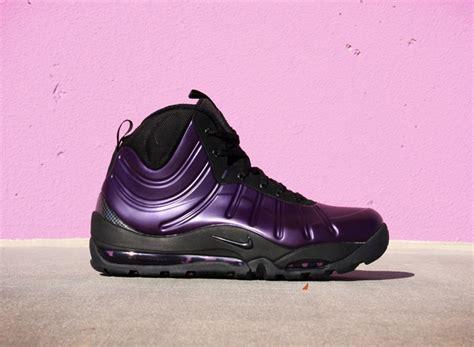 nike acg air max bakin posite boot quot eggplant