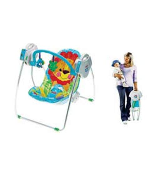 fisher price precious planet take along swing baby bouncers fisher price precious planet open top take