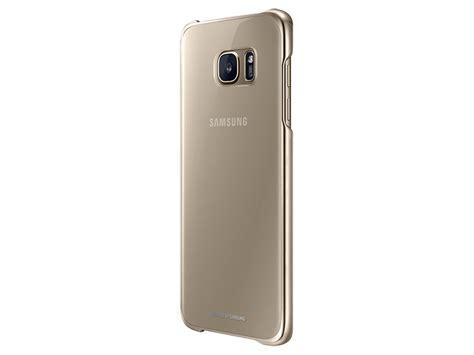 Clear Samsung Galaxy S7 Edge S7 Edge Bening samsung galaxy s7 edge clear cover origineel hoesje
