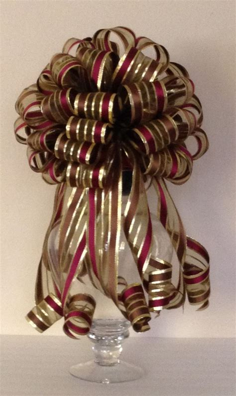 extra large tree topper christmas bow gift bows tree